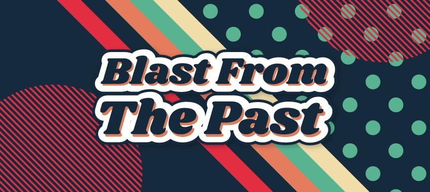 6 Retro Products That Are a Blast From the Past